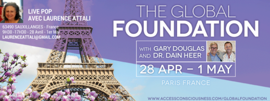 POP Laurence Attali-Global Foundation Paris -