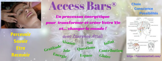Access Bars® mail
